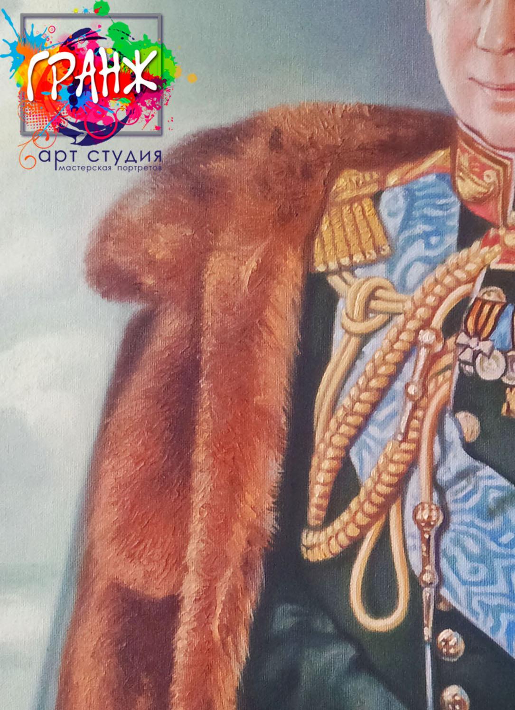 Заказать портрет маслом по фотографии в Саратове